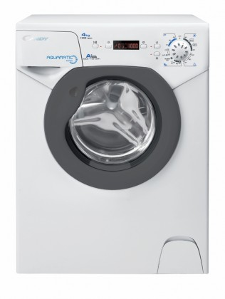 Pračka předem plněná pračka s předním plněním candy aquamatic 1142 d1, a+, 4kg Candy