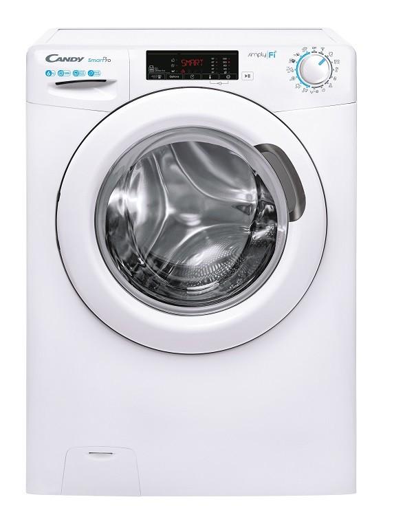 Pračka předem plněná Pračka s předním plněním Candy CO41265TXE1S, A+++, 6kg