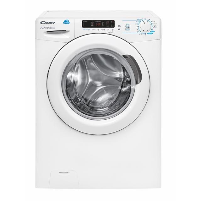 Pračka předem plněná Pračka s předním plněním Candy CS4 1372D3/2-S, A+++, 7 kg