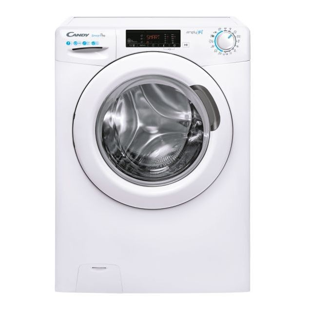 Pračka předem plněná Pračka s předním plněním Candy CSO 1275TE/1-S