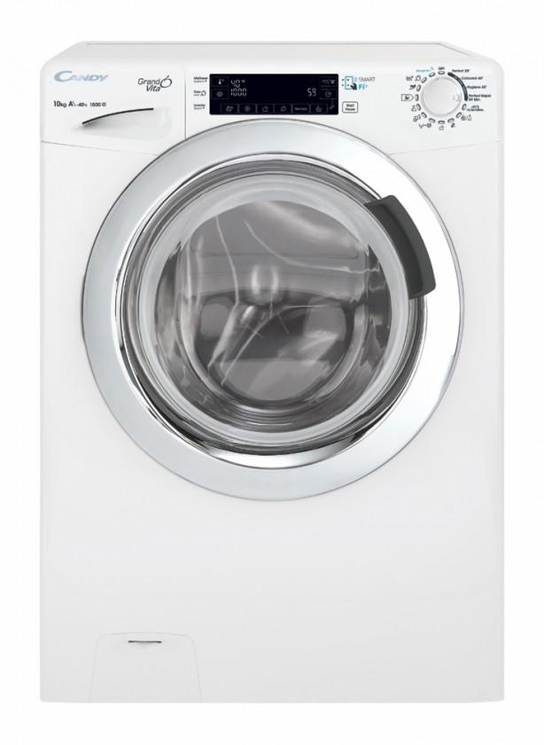 Pračka předem plněná Pračka s předním plněním Candy GVF 1510LWHC3-S, A+++, 10 kg
