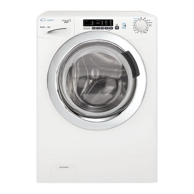 Pračka předem plněná Pračka s předním plněním Candy GVS34126DC3, A+++, 6kg, slim
