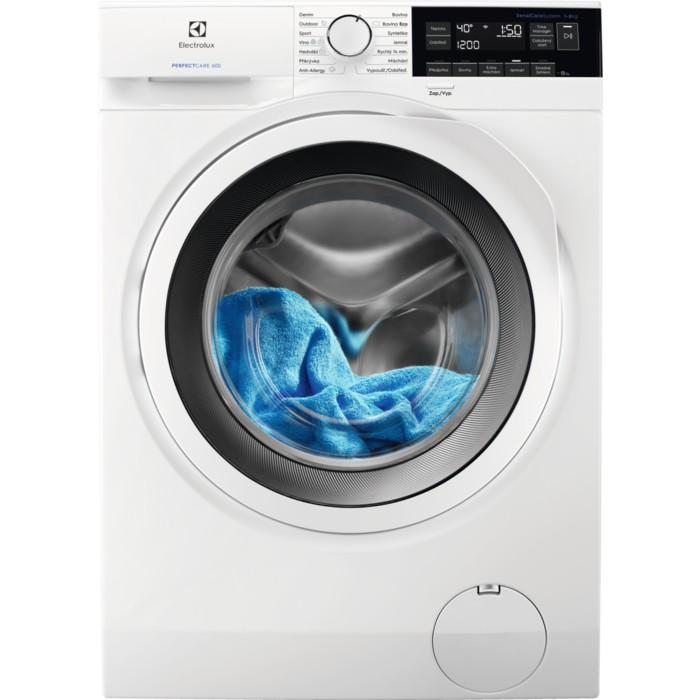 Pračka předem plněná Pračka s předním plněním Electrolux EW6F328WC, A+++-20%, 8 kg