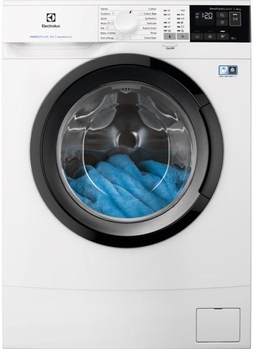 Pračka předem plněná Pračka s předním plněním Electrolux EW6S406BI, A+++, 6kg