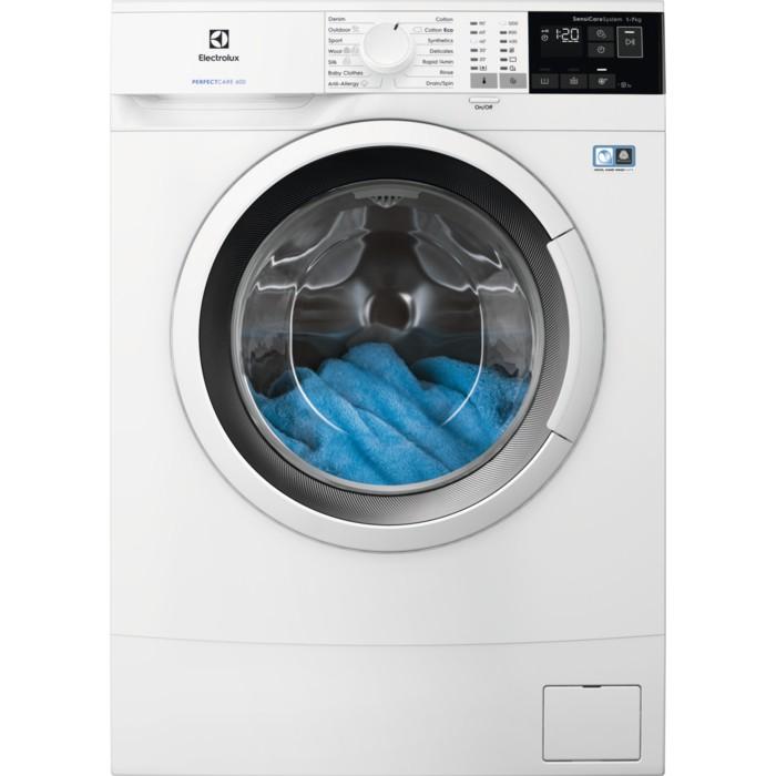 Pračka předem plněná Pračka s předním plněním Electrolux EW6S427W, A+++, 7kg