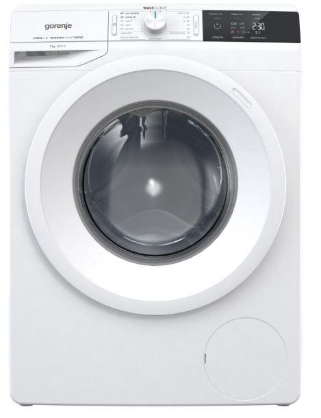 Pračka předem plněná Pračka s předním plněním Gorenje W2EI72S3, A+++, 7 kg