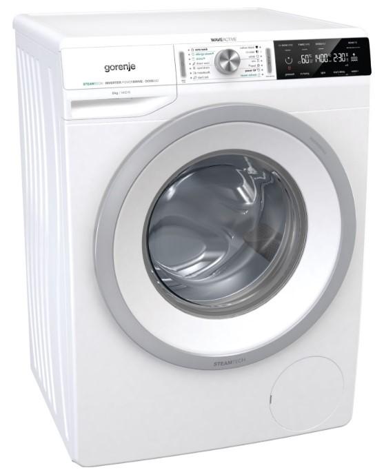 Pračka předem plněná Pračka s předním plněním Gorenje WA843S, A+++, 8kg