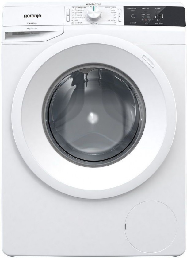 Pračka předem plněná Pračka s předním plněním Gorenje WE60S3, A+++, 6 kg