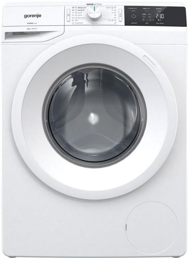 Pračka předem plněná Pračka s předním plněním Gorenje WE60S3, A+++, 6kg
