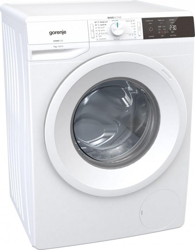 Pračka předem plněná Pračka s předním plněním Gorenje WE723, A+++, 7 kg