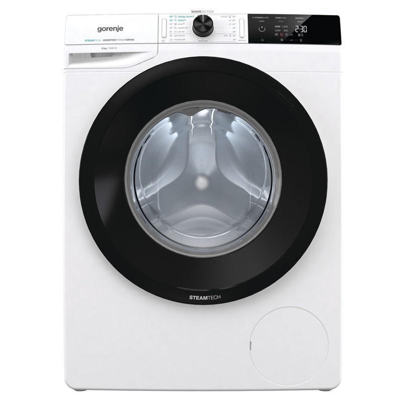 Pračka předem plněná Pračka s předním plněním Gorenje WEI84SDS, A+++, 8kg, slim