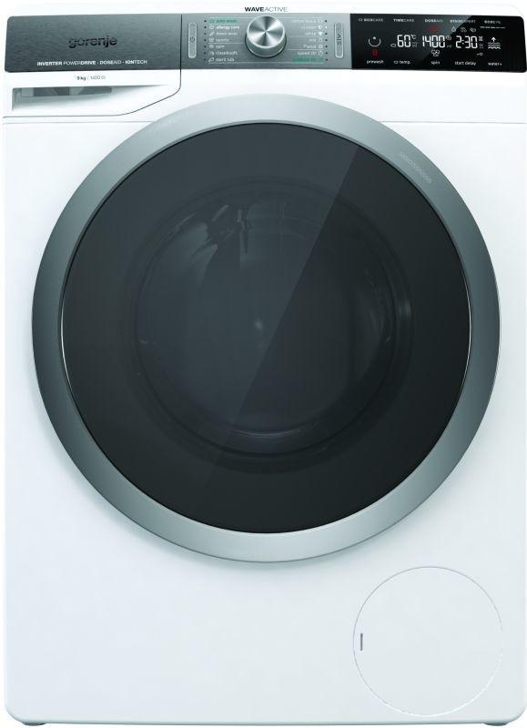 Pračka předem plněná Pračka s předním plněním Gorenje WS947LN, A+++, 9 kg
