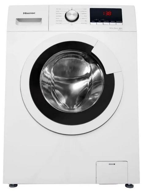 Pračka předem plněná Pračka s předním plněním Hisense WFHV8012, A+++, 8kg, 1200 ot.