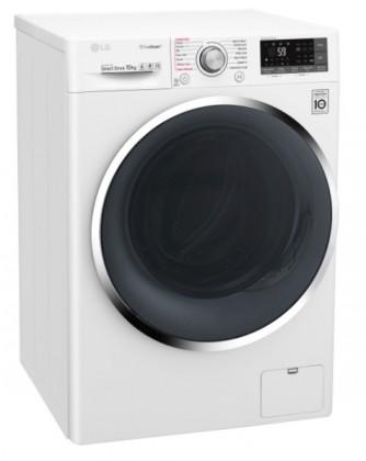 Pračka předem plněná Pračka s předním plněním LG F104J8JS2W, A+++-40%, 10 kg