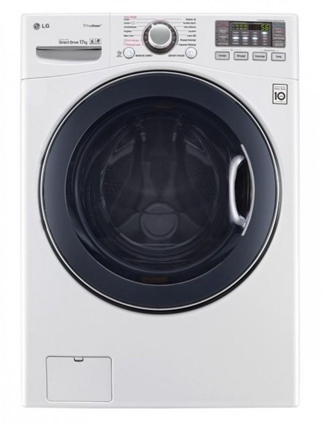 Pračka předem plněná Pračka s předním plněním LG F171K2CS2W, A++, 17kg