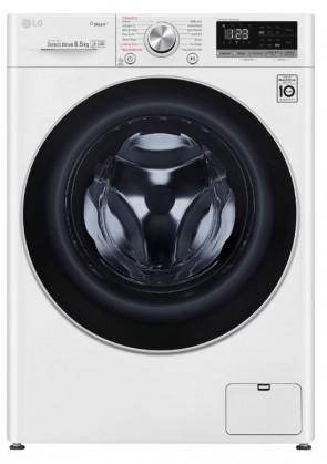 Pračka předem plněná Pračka s předním plněním LG F2WN5S6S1, A+++, 6,5 kg, pára, slim O