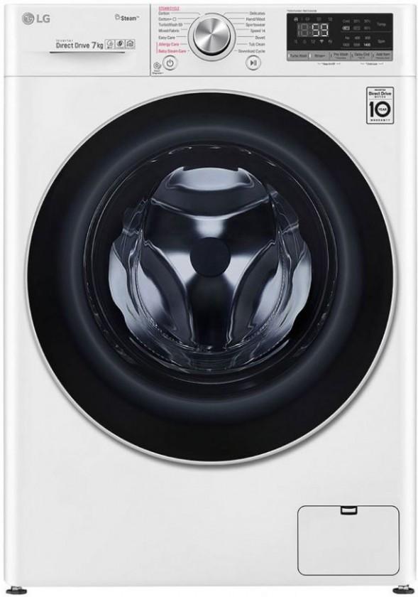 Pračka předem plněná Pračka s předním plněním LG F2WN7S7S1, 7kg