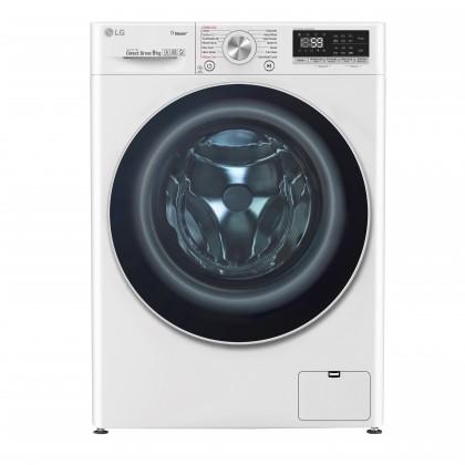 Pračka předem plněná Pračka s předním plněním LG F4WV710P1, A+++, 10,5kg