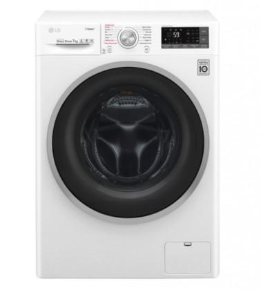 Pračka předem plněná Pračka s předním plněním LG F72J7HY1W, A+++, 7 kg