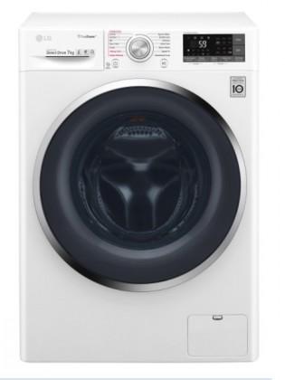 Pračka předem plněná Pračka s předním plněním LG F72J8HS2W, A+++-10%, 7 kg