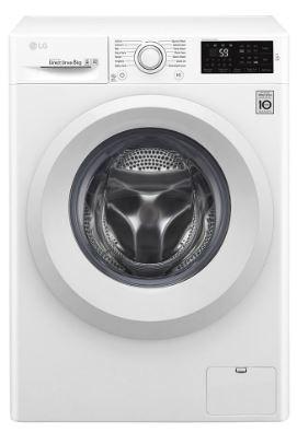 Pračka předem plněná Pračka s předním plněním LG F84J5TN3W, A+++, 8kg