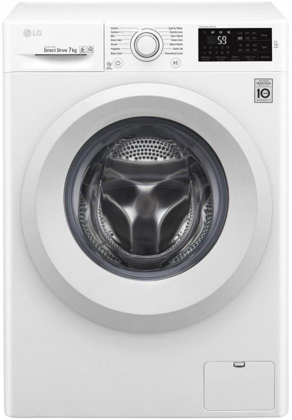 Pračka předem plněná Pračka s předním plněním LG FW60J5WN3, A+++-10%, 6,5 kg