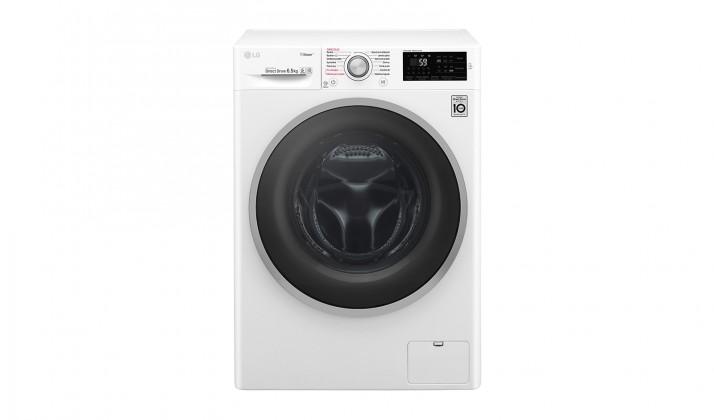Pračka předem plněná Pračka s předním plněním LG WD62J6WY1W, A+++-20%, 6,5 kg
