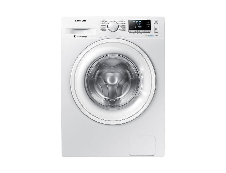 Pračka předem plněná Pračka s předním plněním Samsung WW70J5446DW, A+++, 7kg