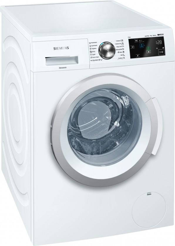 Pračka předem plněná Pračka s předním plněním Siemens WM 14T640BY, A+++, 9 kg