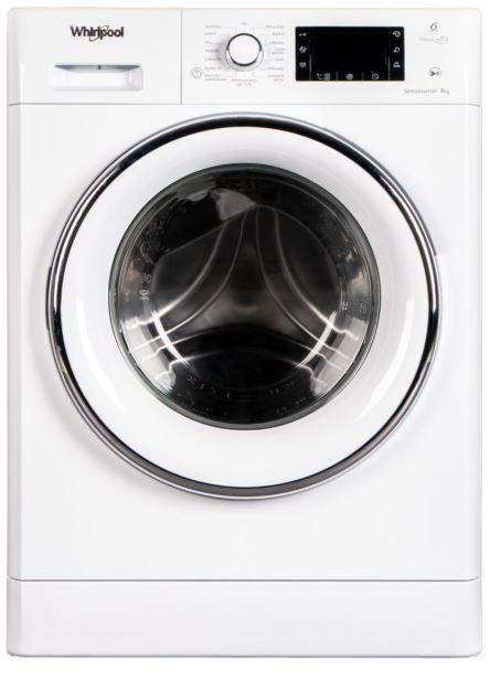 Pračka předem plněná Pračka s předním plněním Whirlpool FWSD81283WCV CS, A+++, 8kg