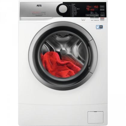 Pračka předem plněná Práčka s predným plnením AEG L6SE47SCE, A+++, 7kg