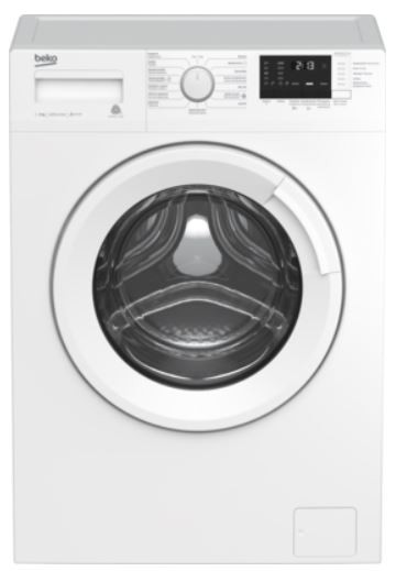 Pračka předem plněná Předem plněná pračka Beko WUE6612CSX0, A+++, 6 kg
