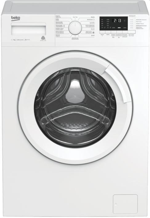 Pračka předem plněná Předem plněná pračka Beko WUE7612CSX0, A+++, 7kg