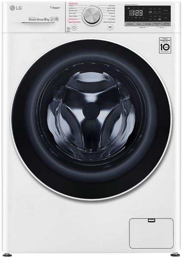 Pračka předem plněná Předem plněná pračka LG F4WN509S0, A+++, 9 kg
