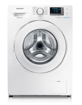Pračka předem plněná Samsung WF80F5E5W4W