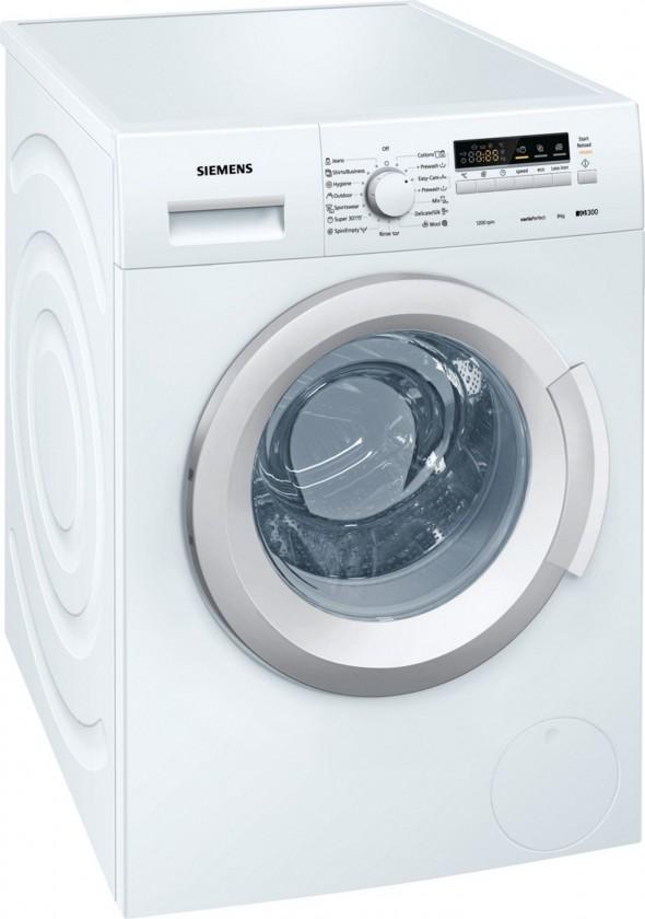 Pračka předem plněná Siemens WM 12K268 BY