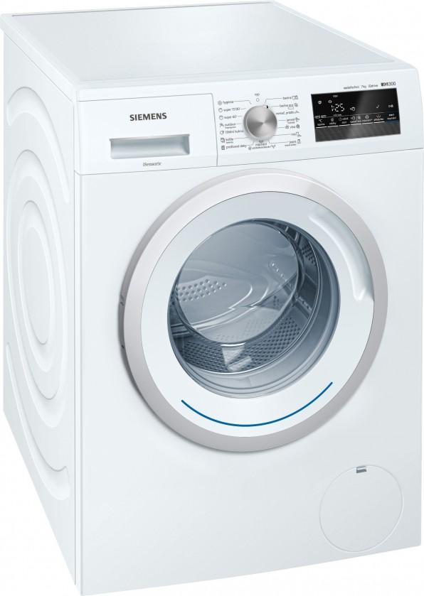 Pračka předem plněná Siemens WM 14N260CS OBAL POŠKOZEN