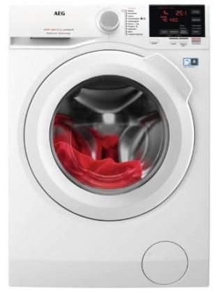 Pračka s předním plněním AEG L6FBG49WC, A+++