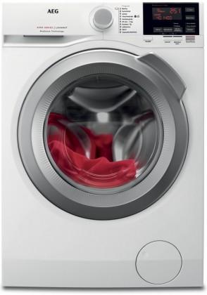 Pračka s předním plněním AEG L6FBG68SC, 8kg