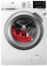 Pračka s předním plněním AEG L6FLG68SC, B, 8kg