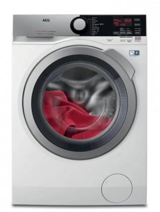 Pračka s předním plněním AEG L7FEE68SC, 8kg