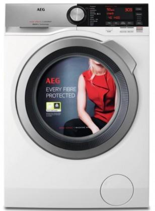 Pračka s předním plněním AEG L8FBE48SI, 8kg