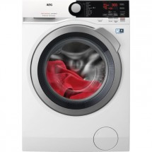 Pračka s předním plněním AEG ProSteam L7FBE68SC, A+++-30%, 8 kg + rok praní zdarma