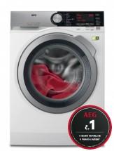 Pračka s předním plněním AEG SoftWater L9FEC49SC, A, 9 kg OBAL