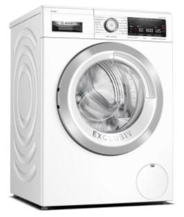 Pračka s předním plněním Bosch WAX32KH2BY, 10 kg