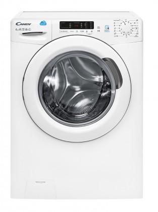 Pračka s předním plněním Candy CS4 1062 D3/2-S, 6kg,hloubka 40cm
