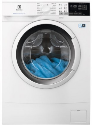 Pračka s předním plněním Electrolux EW6S427WC, A+++, 7kg