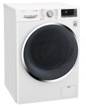 Pračka s předním plněním LG F104J8JS2W, A+++-40%, 10 kg