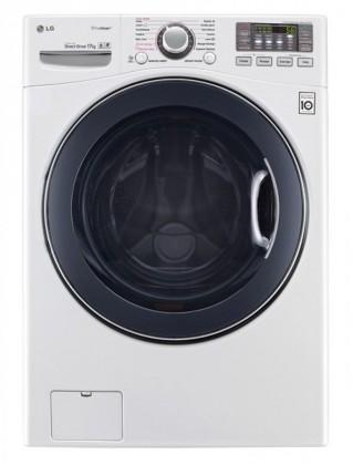 Pračka s předním plněním LG F171K2CS2W, A++, 17kg