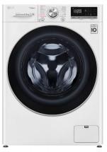 Pračka s předním plněním LG F2WN5S6S1, A+++, 6,5 kg, pára, slim O